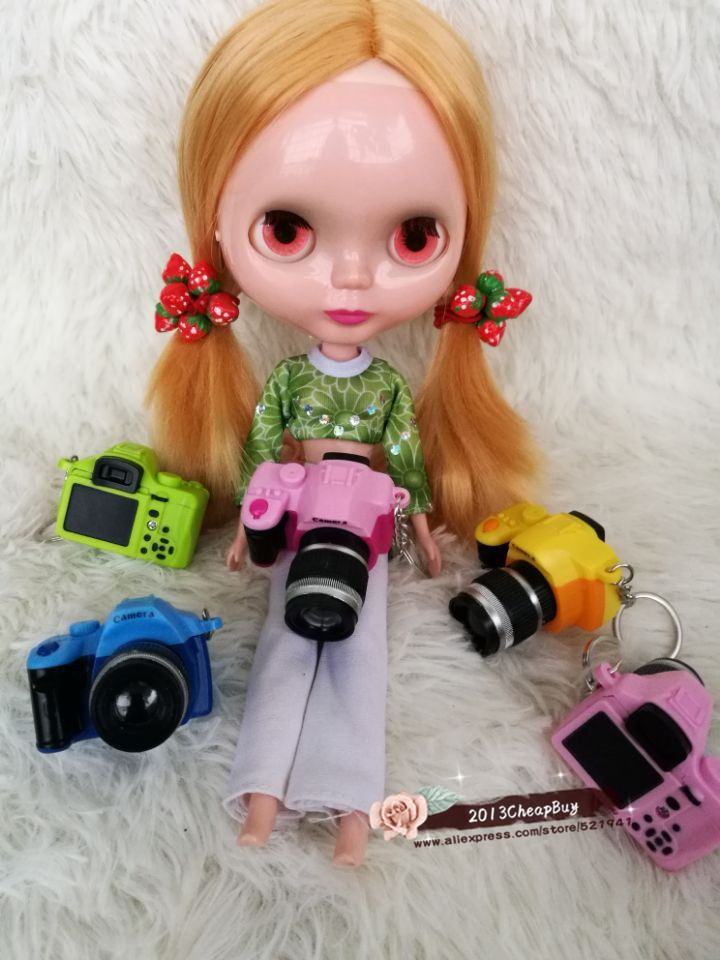 1Pc DIY Camera for BJD Doll 1 / 6 bjd sd pullip,for blythe ...