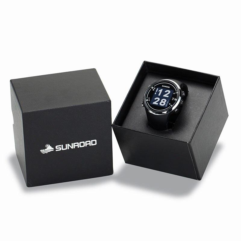 SUNROAD Men Watch Digital Sports Watch Pedometer Altimeter Barometer Multifunction Wristwatch Rubbe Band Digital PT цены