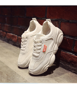 Image 2 - 통기성 에어 메쉬 espadrilles ins hot shoes 여성 곰 zapatos de mujer 스포츠 러닝 운동화 야외 tenis sapato feminino