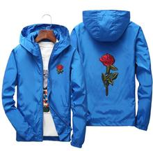 yizlo jacket windbreaker men women jaqueta masculina college jackets