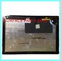 12 INCH LCD Touch Screen For Microsoft Surface Pro 3 (1631) TOM12H20 V1.1 LTL120QL01 001 2160x1440