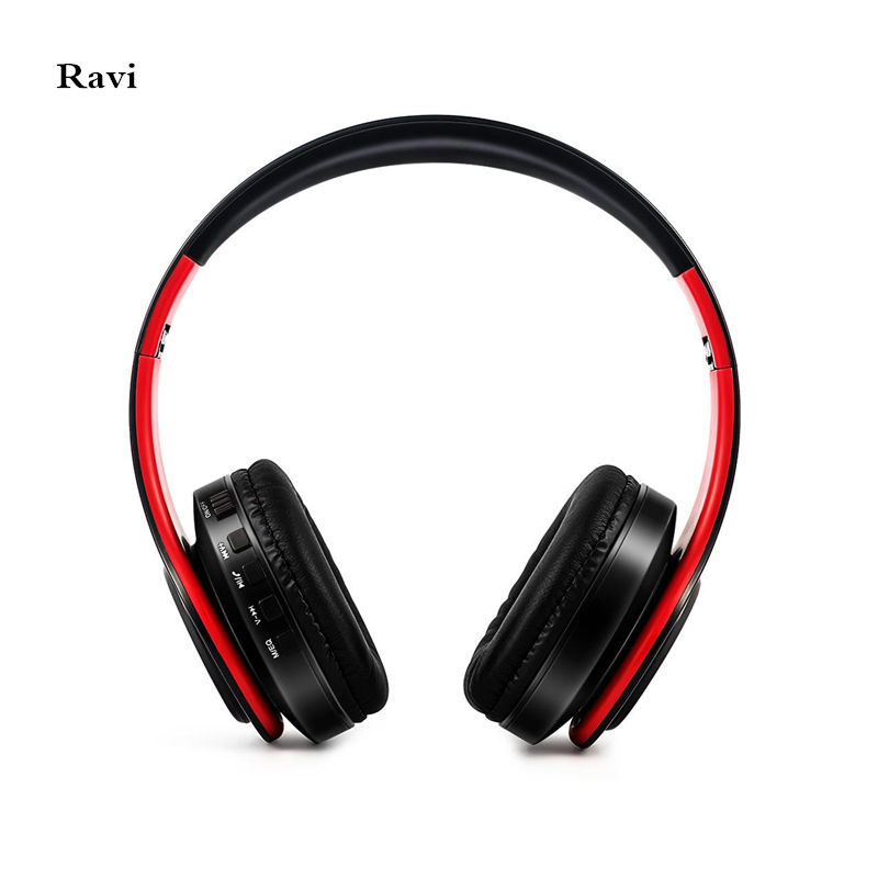Ravi Fashion X11 Wireless Bluetooth Headset with MP3 Microphone Features Folding Headphones for all Mobile phone computers venkatachalam deepa parvathi and maddaly ravi anti mitotic polyclonal antibodies for mitotic inhibition