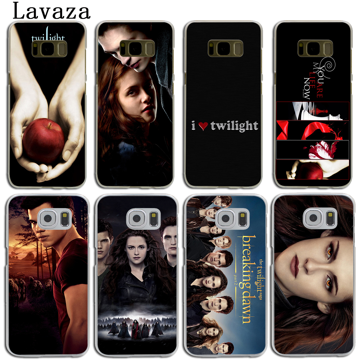 Amicable Lavaza The Twilight Saga Breaking Dawn Part 1 New Moon Hard Phone Case For Samsung Galaxy S6 S7 Edge S10 E S10e S8 S9 Plus Phone Bags & Cases