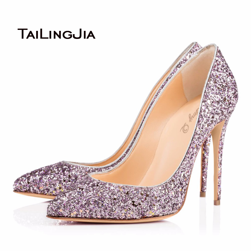 High Quality Purple Stilettos Heels-Buy Cheap Purple Stilettos ...