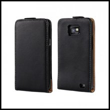 Leather Case For Samsung Galaxy S2 Cover Vertical Flip Mobile Phone Bag Full Cover Fundas Shell Coque For Galaxy S2 Capinha Etui