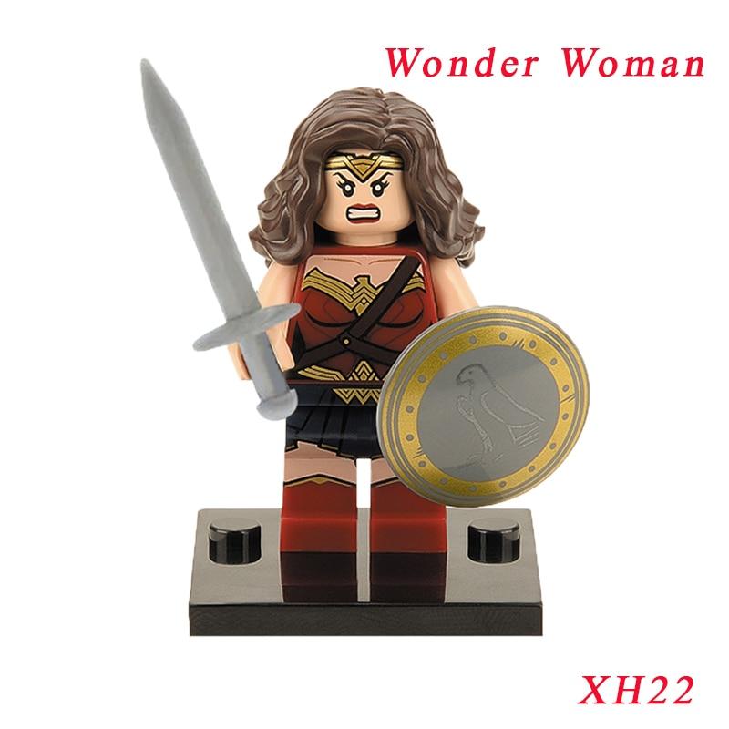 Wonder Woman Mini Dolls Single Sale