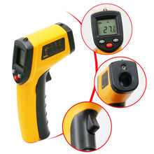 Cheapest prices Hot GM320 Handheld Digital Laser Infrared Thermometer Professional Non-contact Temperature Gun Range -50 to 380C