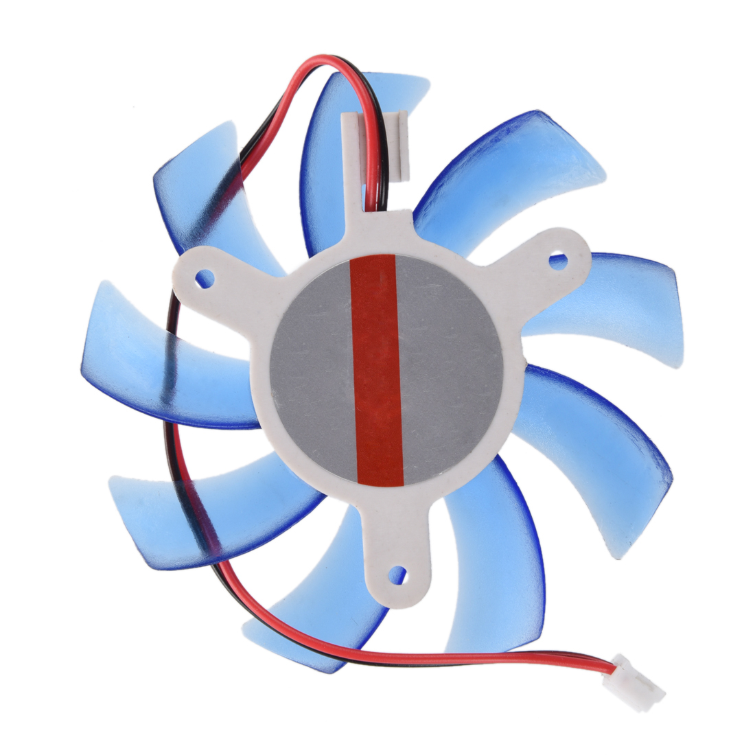 PC VGA Display Video Card Heatsink Cooler Cooling Fan Blue
