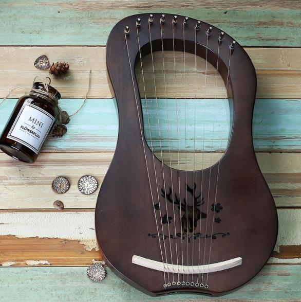 30 дюймов деревянная электрическая бас гитара 4 струны Гавайские гитары укулеле Музыкальные инструменты Закрытая ручка Гавайские гитары ra ... - 2