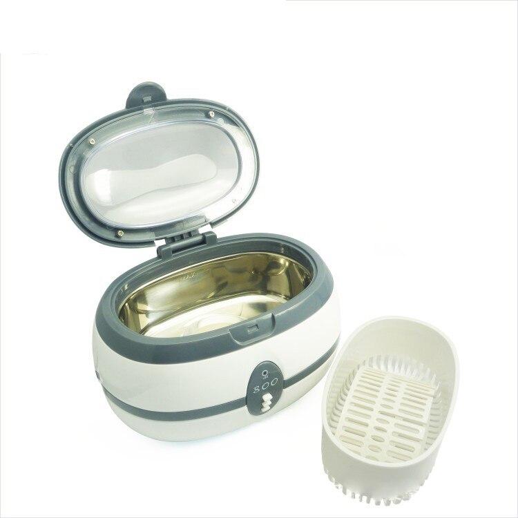 NOUVEAU CE RoHS FCC certificats 600ml ultra sonic bijoux nettoyant - Appareils ménagers - Photo 2
