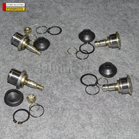 one set suspension swing arm ball joint of HISUN 500/700 ATV one set include 2 upper and 2 lower ball joints