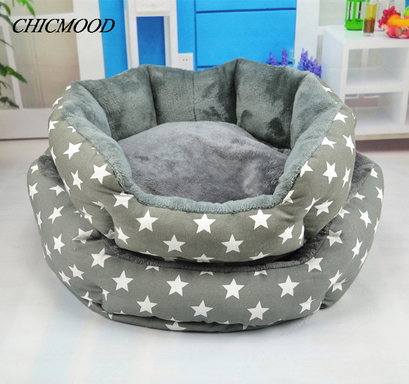 c33d318fbf01f Dog Bed Cat Bed Soft Pet Bed Cushion Pet Mat Dog House Furniture Puppy  Blanket Pet Bed Removable Pillow Small Medium Dogs