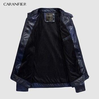 Faux Leather Jacket 4