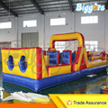 Giant Custom Size Interesting Inflatable Tunnel Obstacle for Sale