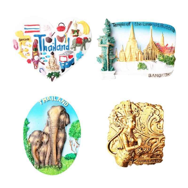 3D Resin Spain Cadiz Refrigerator Fridge Magnet Sticker Travel Souvenir Ornament
