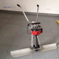 New FS SFH Vibration Mortar Concrete Tools Hand Held Vibration Ruler Vibrating Screed Concrete Tool FS
