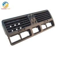 ELISHASTAR NEW Black Central dashboard air vent FOR Bora Golf 4 1J0819728 1J0 819 728