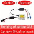 2 шт. много hid canbus балласт DLT 35 Вт 12 В DLT x35 canbus ошибок с fast start балласт для hid ксенона бесплатная доставка