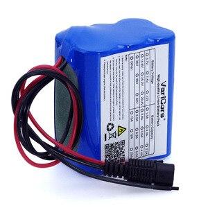 Image 2 - Varicore 12 v 4.4ああ4400mahの18650充電式電池12 bmsとリチウム電池保護ボード + 12.6v 1A充電器