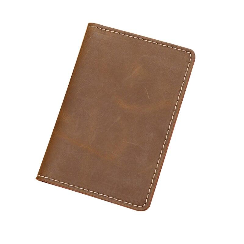 Férfi valódi bőr kártya tartó karcsú hitelkártya pénztárca férfi azonosító borítók Mini Cartera Hombre tehénbőr bőr pénztárca
