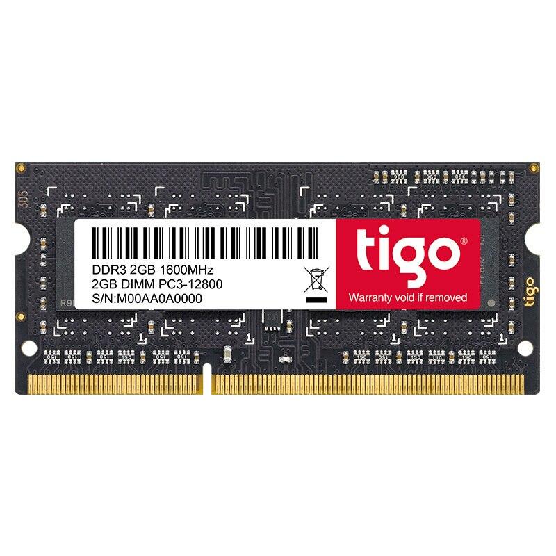 Tigo Qualité Memoria RAM DDR 3 4 gb 8 gb 1600 mhz DDR3 SoDIMM Mémoire Pour Ordinateur Portable 1333 mhz