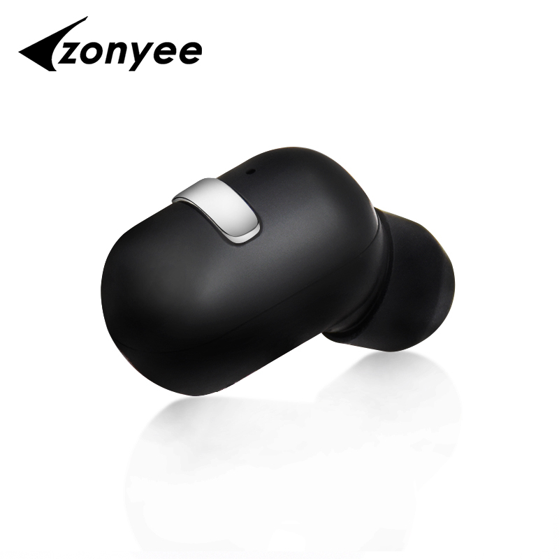 Zonyee M02 Bluetooth Headset Mini Portable Wireless Bluetooth earphone Magnetic Suction Charge Invisible Earbuds Headphones цены онлайн