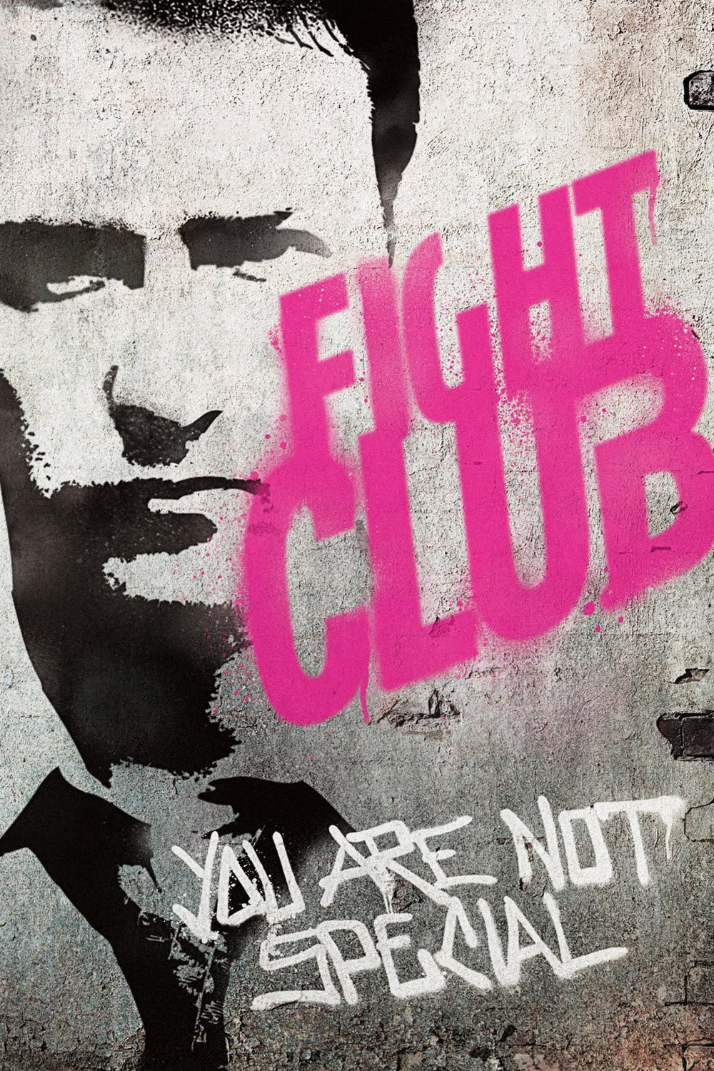 Hot Sale Fight Club You Are Not Special Nice Poster Custom