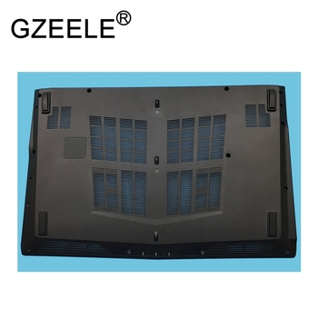 цена на GZEELE New laptop Bottom Case Housing Base For MSI GL62 GL62M GP62 GP62M GP62MVR lower cover Bottom without CD-ROM