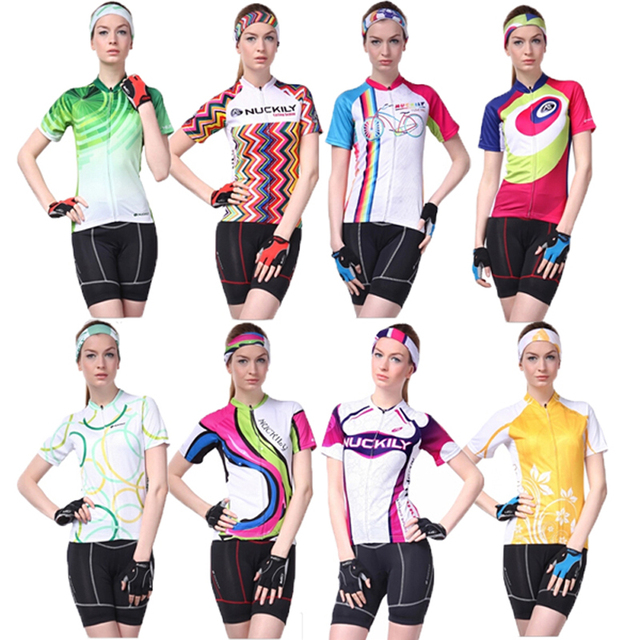 Hot Women cycling jersey set 2019 plus size summer roupa mountain bike  clothes MTB wear funny bicycle clothing skinsuit shirt 780f9d3d4