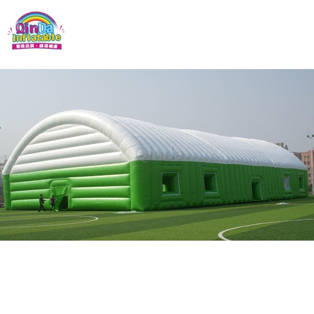 30M*15M Inflatable tent camping, inflatable tent event manufacturers in China
