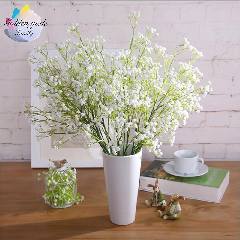 Christmas Wedding Flower Ideas: Gypsophila Decorative Flowers Christmas Artificial Flower