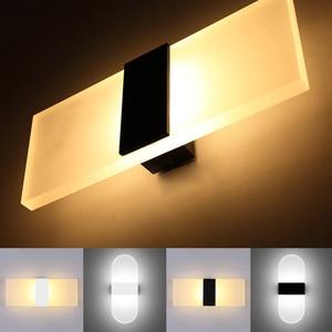 3W Led Acrylic Wall Lamp AC85-