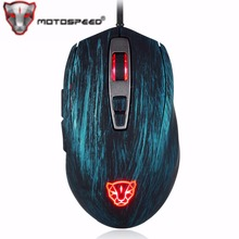 Motospeed V60 Professional USB Wired font b Gaming b font font b Mouse b font 5000