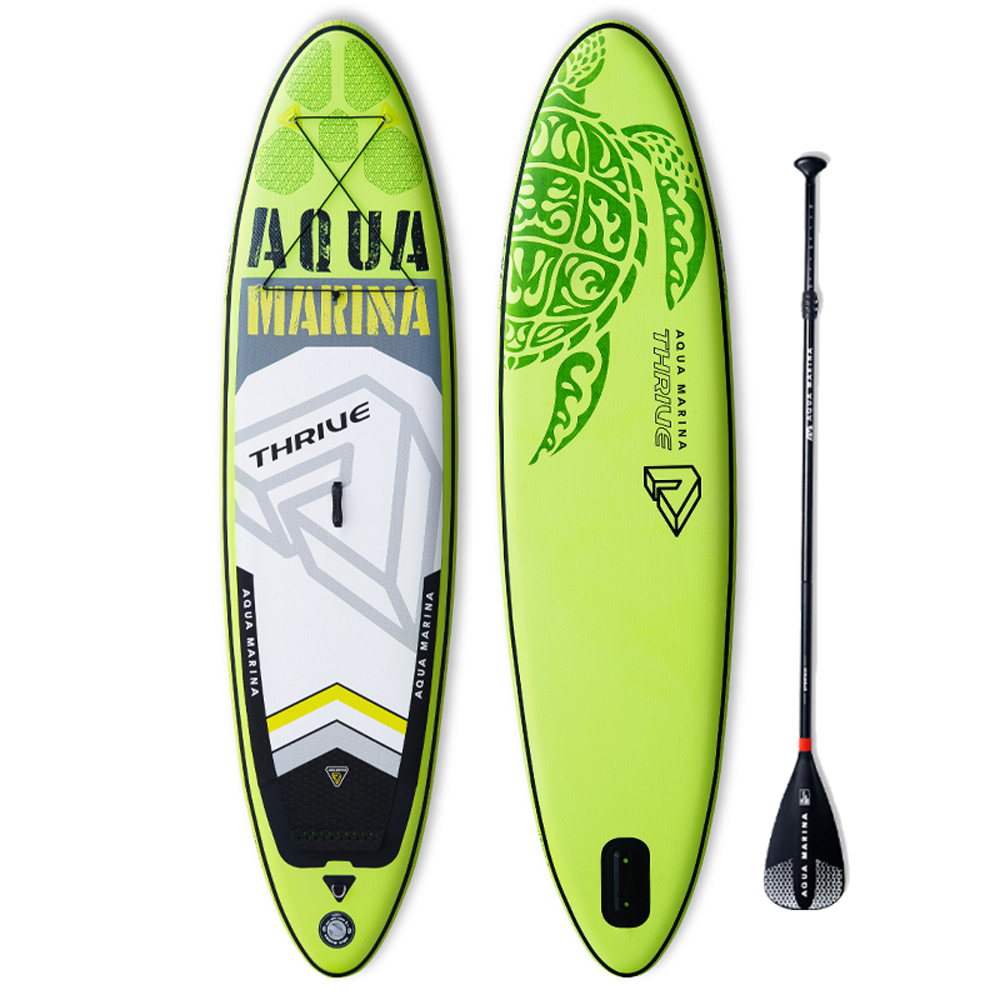 Aqua marina 2019 nouveau design prospérer gonflable SUP Stand up Paddle Board gonflable paddle board planche de surf