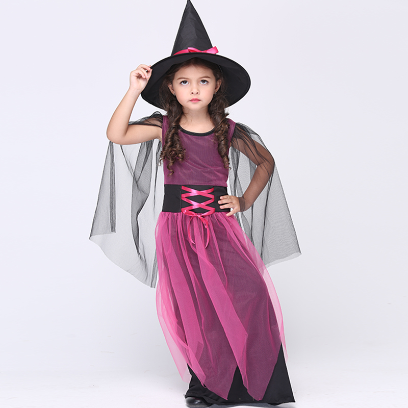 ФОТО Baby Girls Clothes Halloween Carnival Role Play Costume Childrens Europe and America Cosplay Dresses Children Kids Clothing