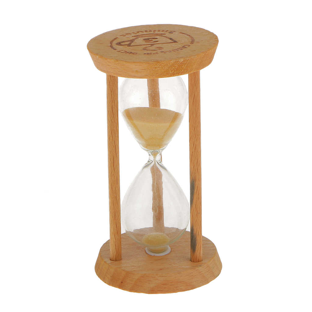 Gold 3Min Sandglass Hourglass Sand Timer Clock for Home Office Decor Gift