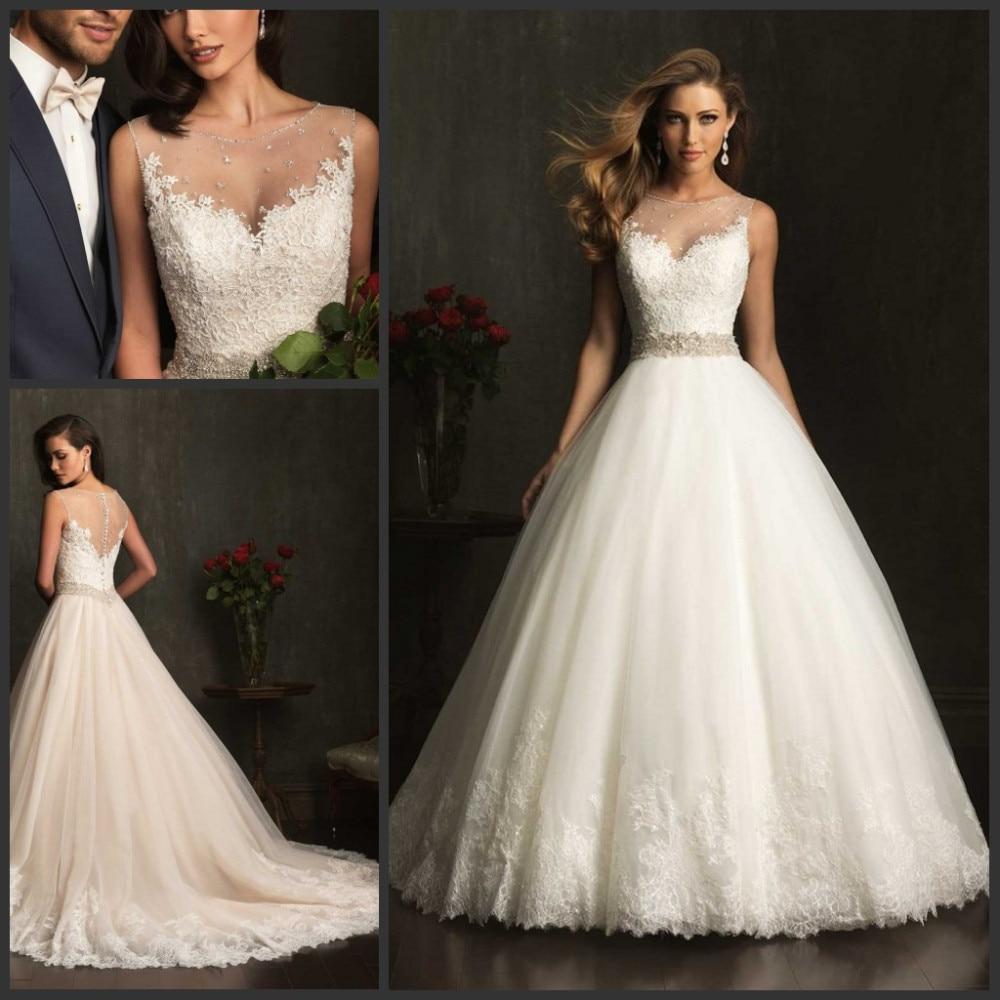 Latest Fashion Wedding Gowns
