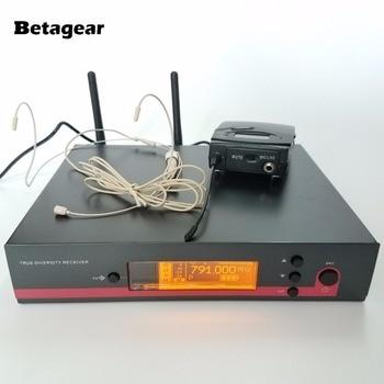 Betagear 135G3 100g3 professional uhf wireless microphone system headset digital mic uhf microfone stage mic brand mikrofon Mics