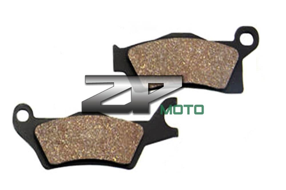 Высокое качество OEM новый для БРП can-am Outlander 800 R XT-P 2013-2014 13-14 спереди (слева) НАО тормозные колодки ...
