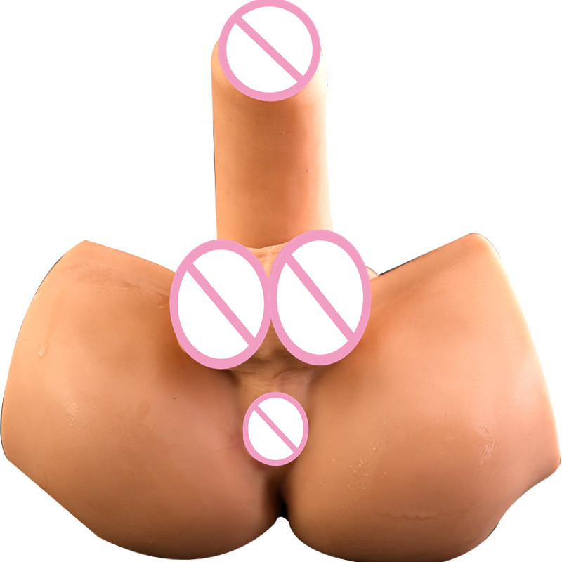Male Sex Doll TPE Big Ass Large Dildos Realistic Penis Masturbation Dolls with Anus Hole Sex Products for Women Men Gay D4-20Male Sex Doll TPE Big Ass Large Dildos Realistic Penis Masturbation Dolls with Anus Hole Sex Products for Women Men Gay D4-20