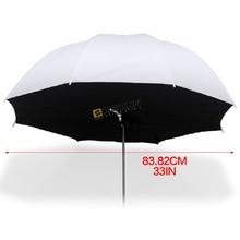 """Selens 84cm/33"""" Translucent Umbrella Lighting photo studio Umbrellas softbox For photographic light Fotografie Accessoires"""