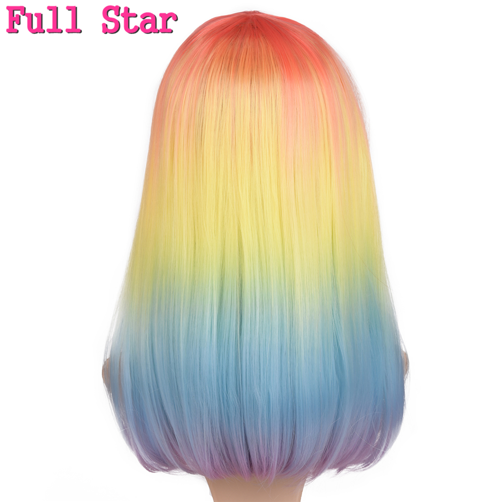 synthetic wig Full Star279