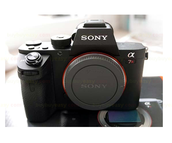 Sony Alpha A7R II Digital Mirrorless Camera Body Full Frame ILCE-7RM2 sony alpha ilce 7s body