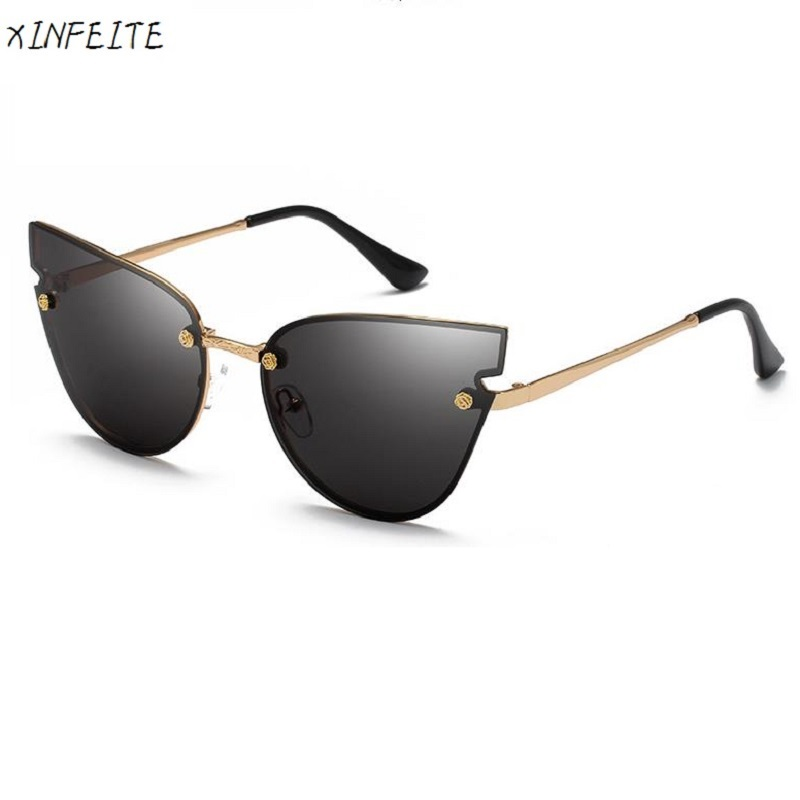 2018 New style Glasses Men Women UV400 Protection Sunglasses Outdoor Sports Cat Eyes Eyewear Hiking sunglasses Run Eyewear 2017
