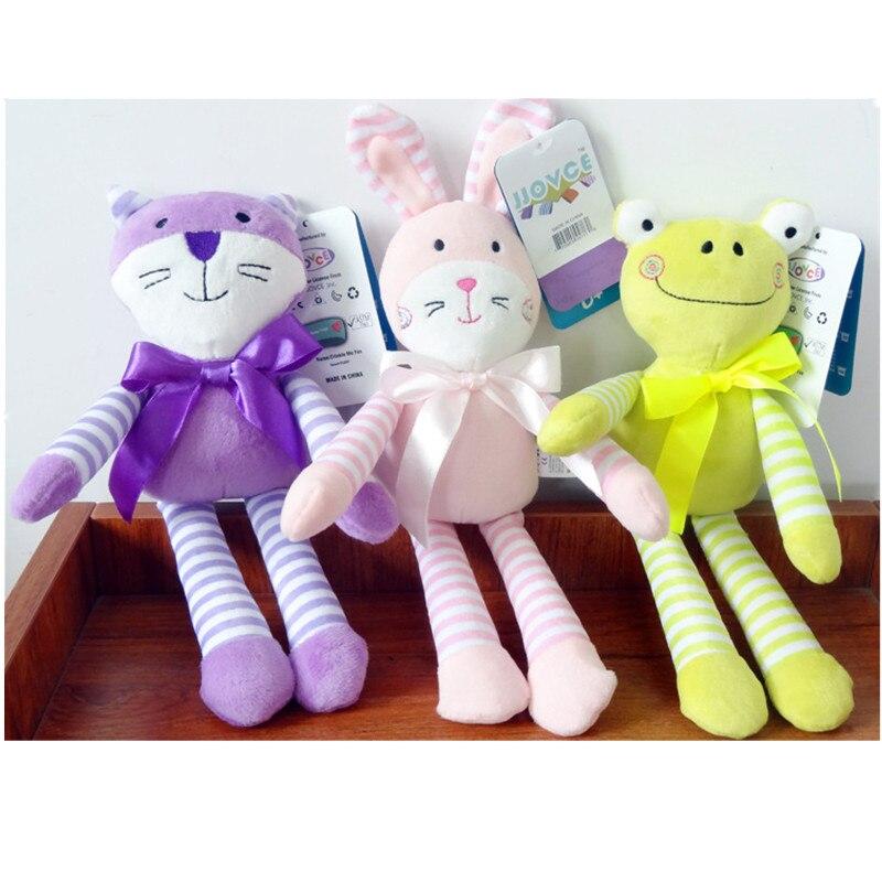 Boys Plush Toys : Cute cartoon animal plush doll toys baby boys girls