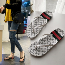 f9f5382b7412 beach shoes woman luxury designers ladies flip flops slides slippers summer  shoes slipper for women beach