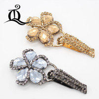 1 pcs,beautiful mix metal buttons,fur buttons. Rhinestone buttons.Platypus glass with diamond buckle diy swing High-grade,92