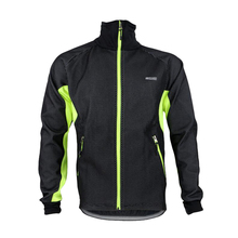 Top Quality Thermal Cycling Jacket Winter Warm Up Bicycle Clothing Windproof Waterproof Soft Shell Coat MTB Cycling Jersey