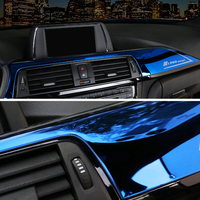 car air outlet Car Styling For BMW F30 3 Series 2013- Car AC Air Conditioner Vent Outlet Decoration interior Cover Sticker Auto Accessories (4)