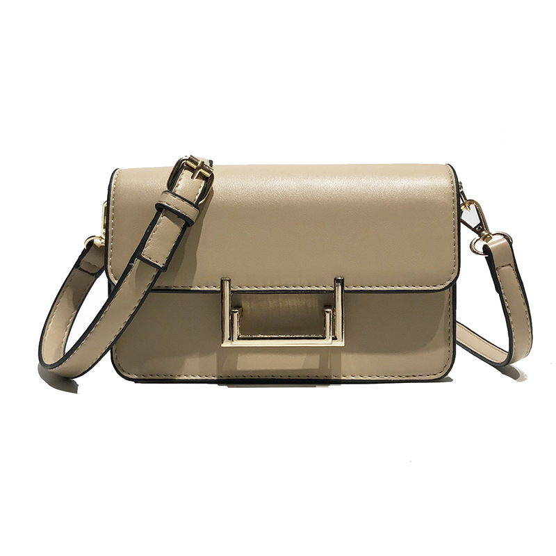 bag female 2019 new small bag Korean version of the diagonal cross handbags wild casual shoulder Messenger bag small square bag